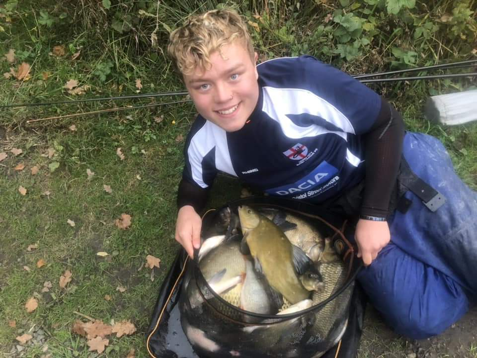Josh mixed net - Bream Carp and Tench