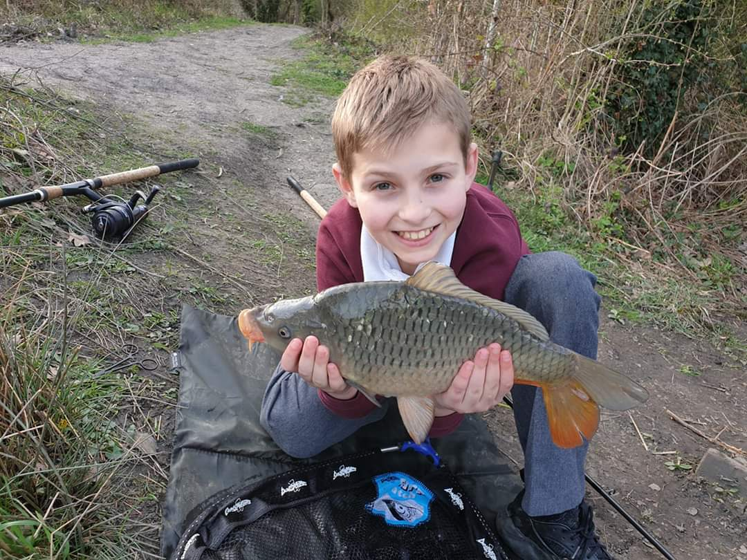 Lovely Common Carp - well done