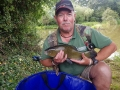 Craig Palmer with a nice Tench