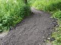 Improving footpaths around Roughs pond