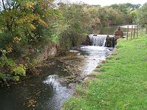 Nutbrook Lock